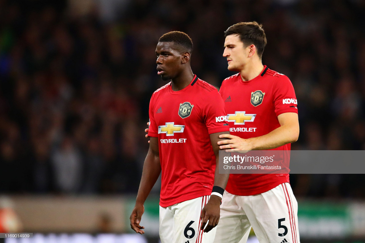 Manchester United vs Crystal Palace: Live Stream TV Updates and How to Watch Premier League 2019 (0-0)