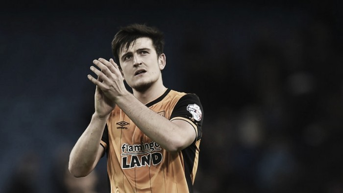 Hull reject second bid from Middlesbrough for Harry Maguire