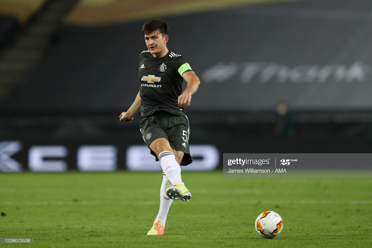 Harry Maguire made a mistake, but how grave?
