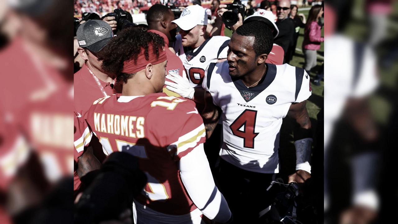 Semana 6 de la NFL: sorpresas en Kansas y New York
