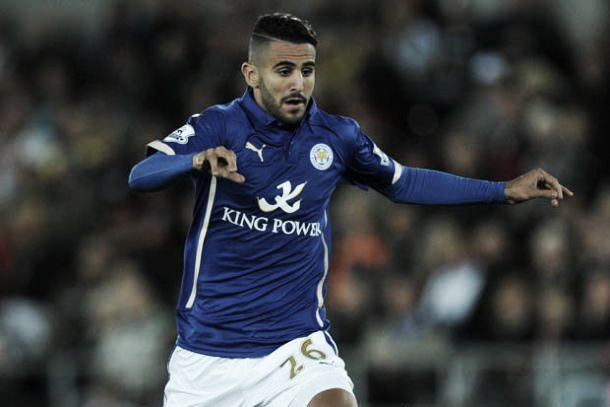Leicester may be set to lose Mahrez as speculation rumbles