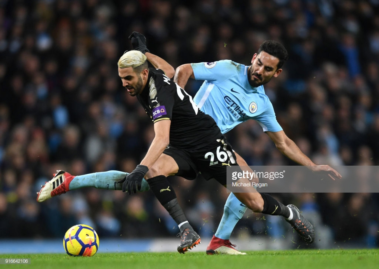 Leicester City vs Manchester City Preview: Foxes aim for semi-final spot as Mahrez returns to the King Power