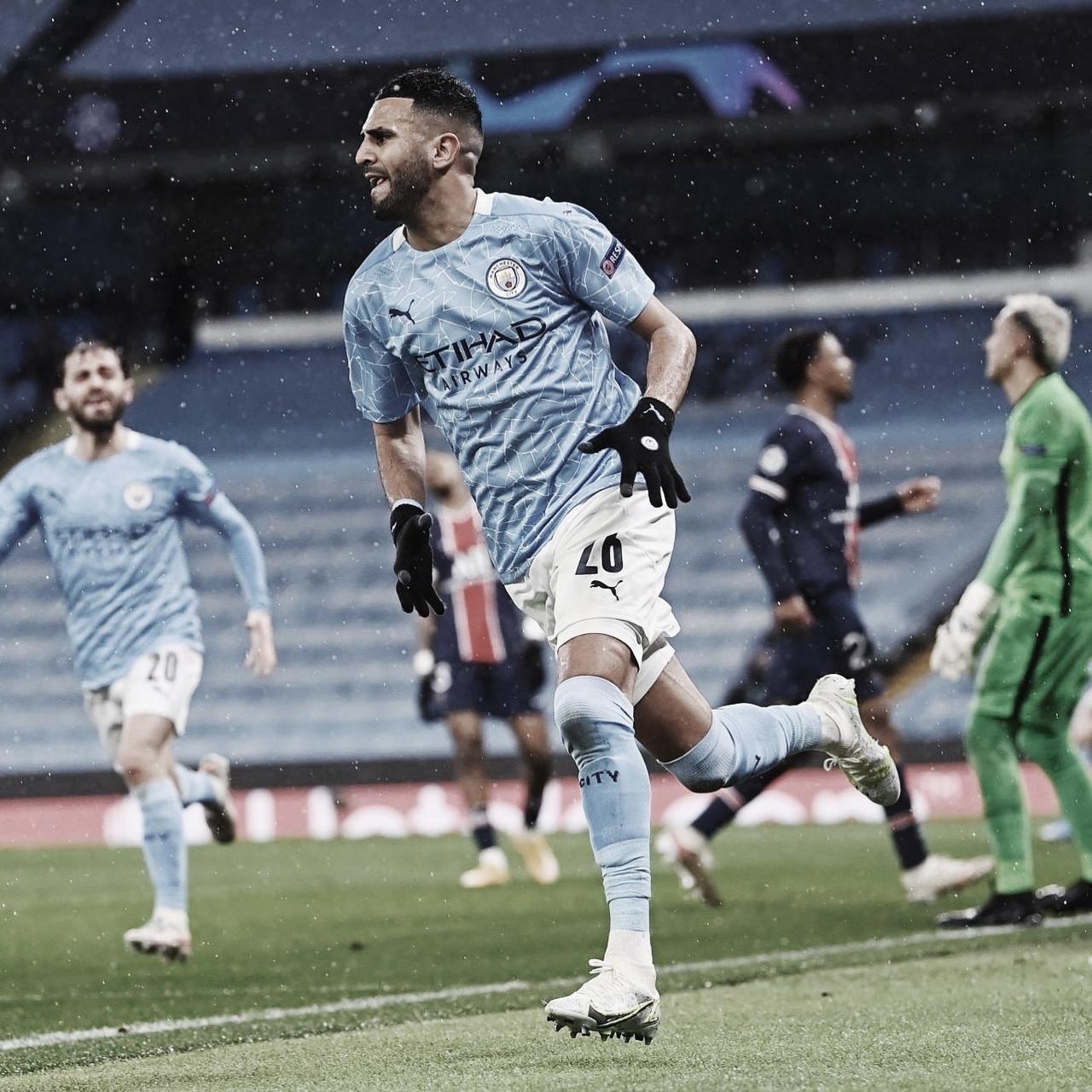 Manchester City é superior, vence PSG e vai à final da Champions League pela primeira vez