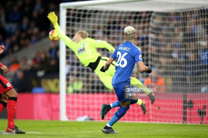 Leicester City 3-0 Huddersfield Town: Foxes dismiss of Terriers with stunning second-half showing