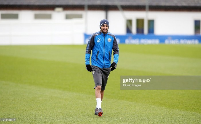 Riyad Mahrez issues statement regarding Leicester absence as he prepares for return to Foxes squad