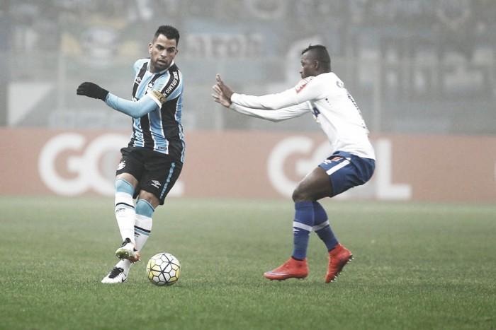 """Grêmio terá desfalques por lesão e Maicon afirma: """"A gente está sujeito a isso"""""""