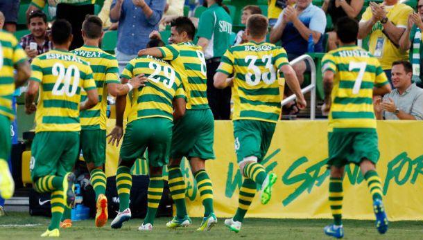 Tampa Bay Rowdies 3-2 Jacksonville Armada: Armada Left Stunned