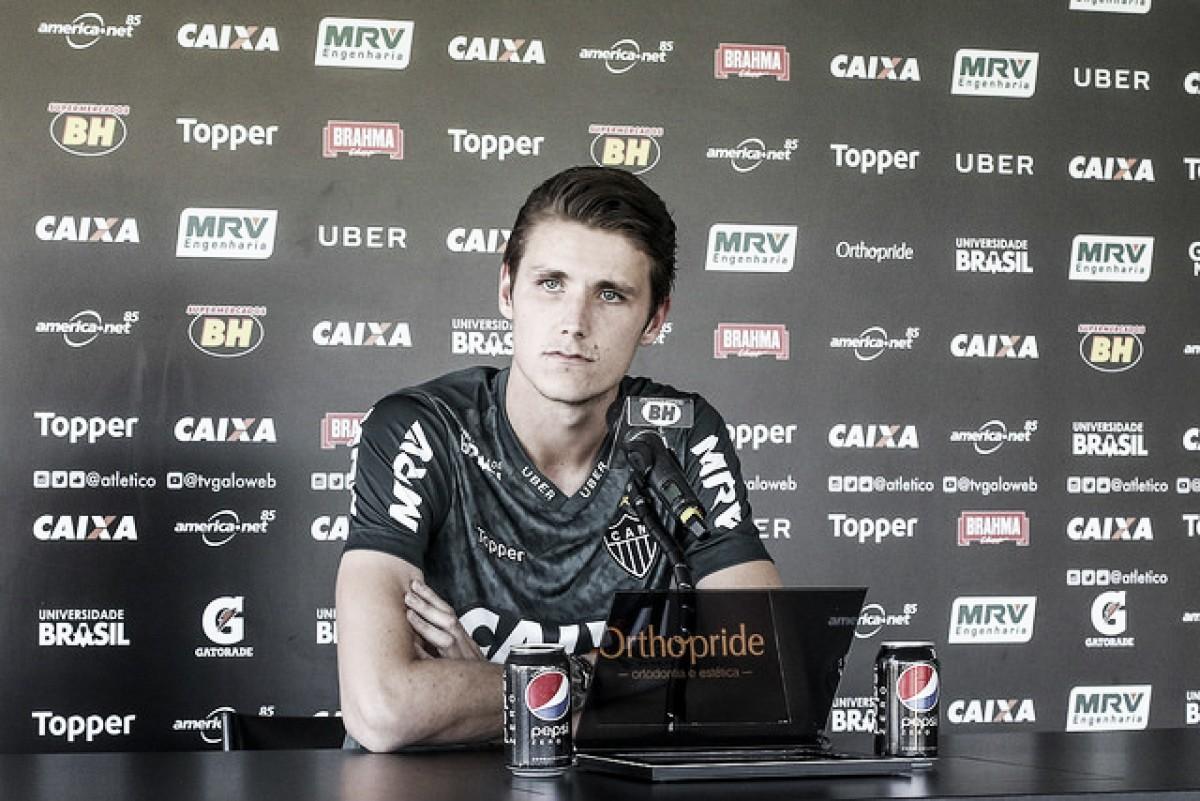 Maidana revela que triunfo contra Botafogo serviu para dar confiança ao Atlético-MG