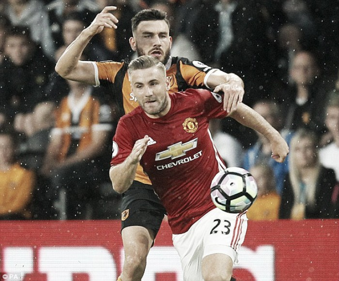 Shaw looking to prove fitness ahead of derby