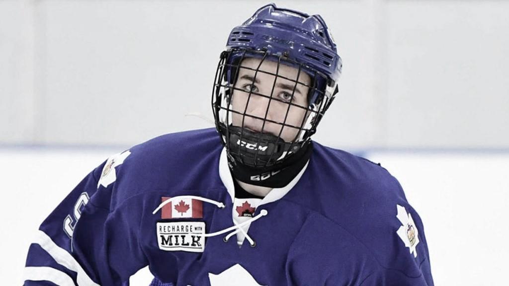 Logan Mailloux suspendido indefinidamente por la OHL