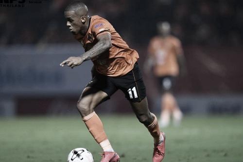 Maílson anuncia saída do Chiangrai United e não descarta retorno ao Brasil