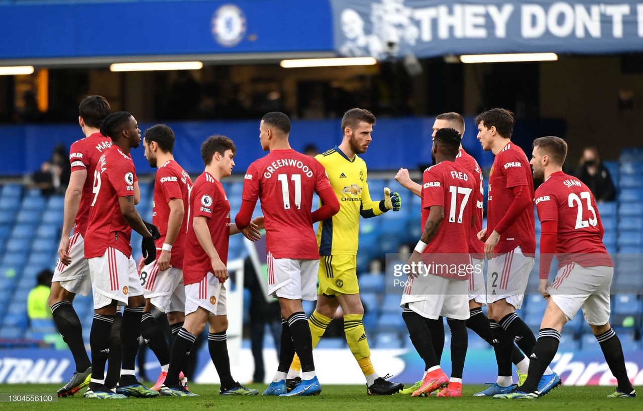 Chelsea 0-0 Manchester United: Tactical analysis