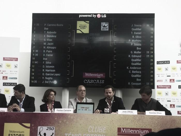 ATP Estoril: Main draw preview