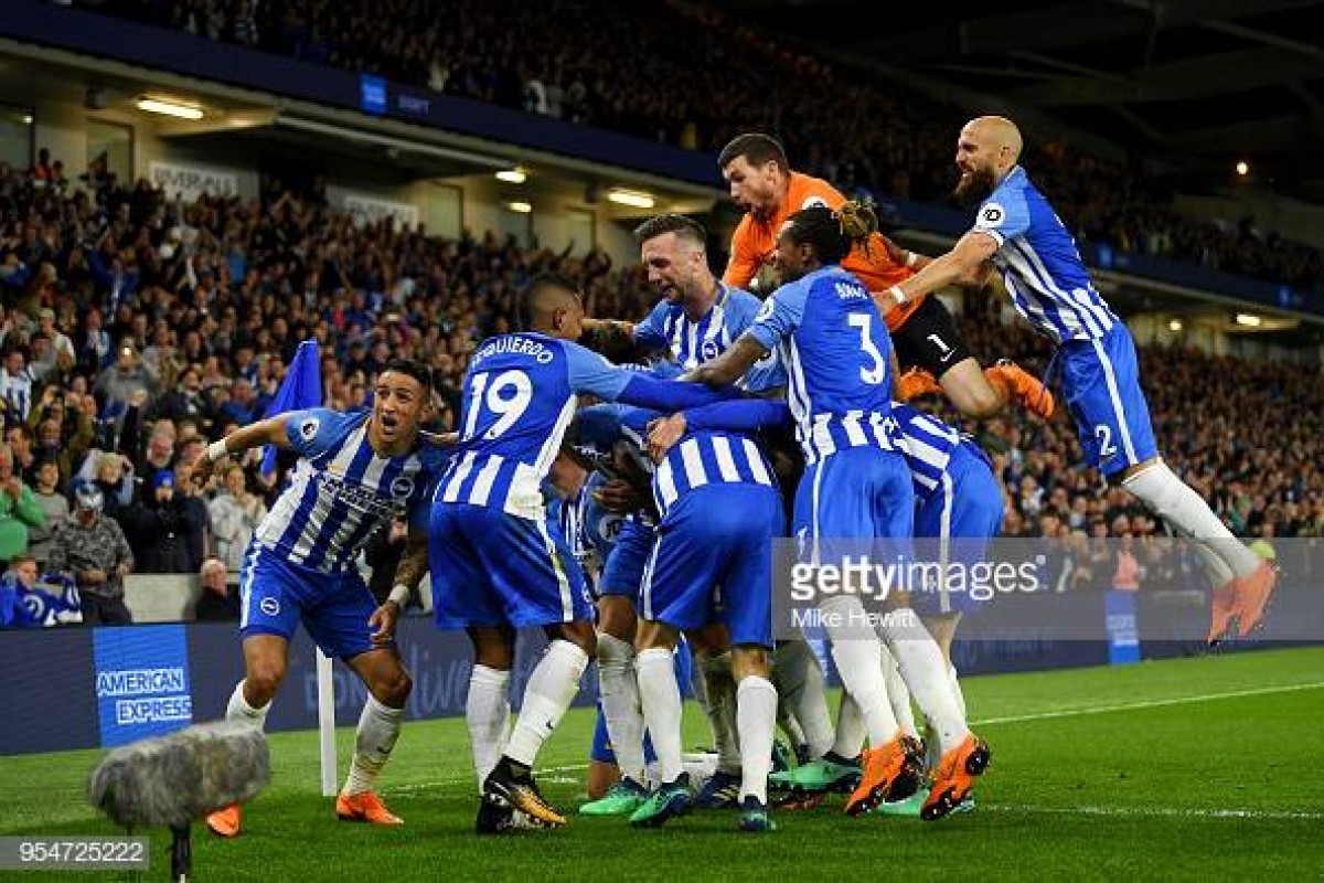 Brighton & Hove Albion 2018/19 season preview: Seagulls looking to improve on 15th place finish last season