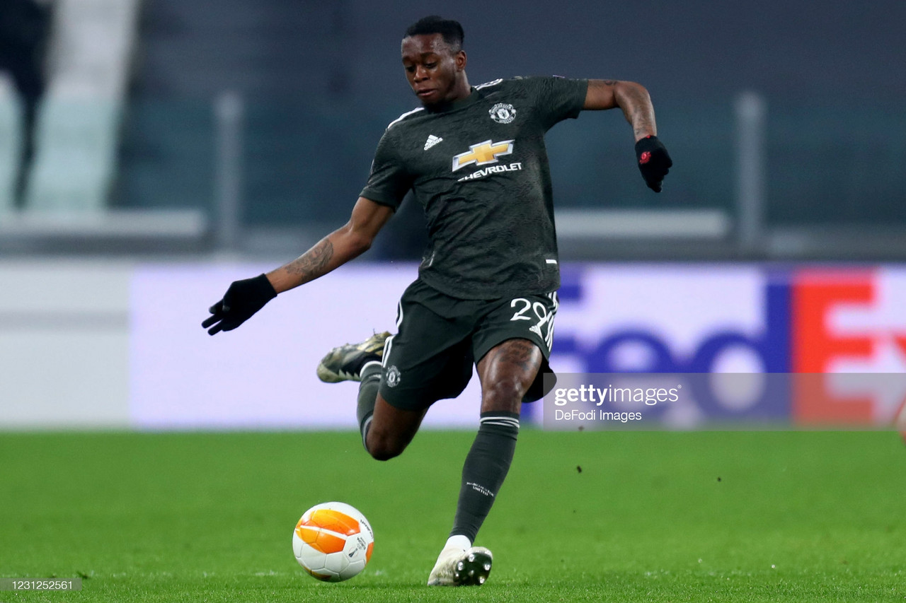 Why Wan-Bissaka can be the attacking full-back that Man United desire