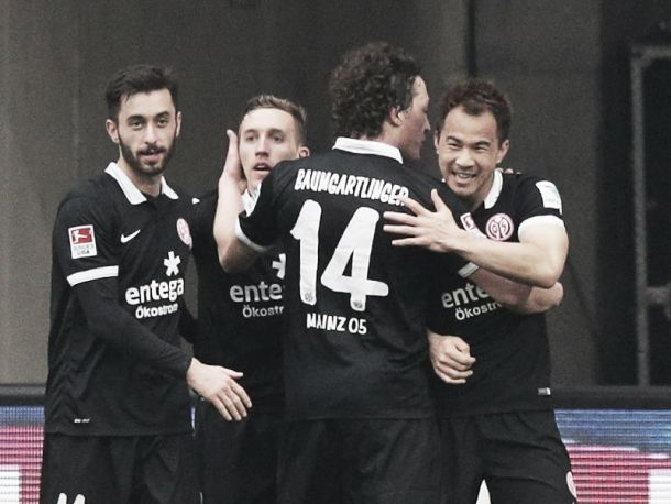 FC Augsburg 0-2 1. FSV Mainz 05: Asian duo secure super away win