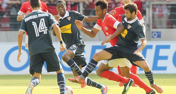 El Sevilla cierra la pretemporada con un nuevo empate ante el Mainz 05