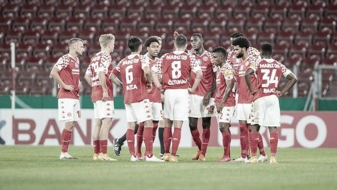 Mateta assina hat-trick, Mainz goleia Havelse e avança na estreia da Copa da Alemanha