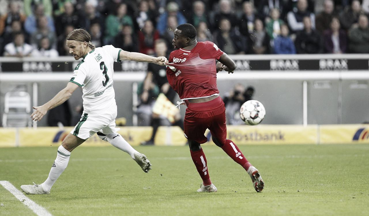 Mönchengladbach aplasta al Mainz 05