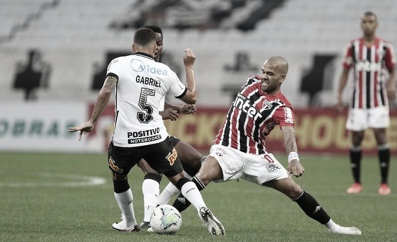 Pressionado, Corinthians defende tabu diante do São Paulo em Itaquera