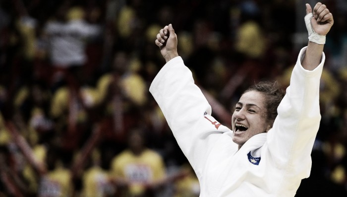 Rio 2016: Fairytale ending for Kosovo judoka