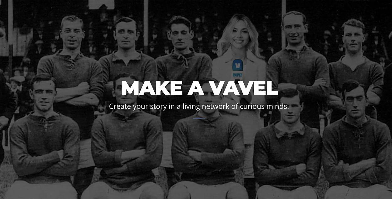 Entrevista a Javier Robles: ''El #NewVAVEL va a cambiar el concepto de como se usa un medio de comunicación''