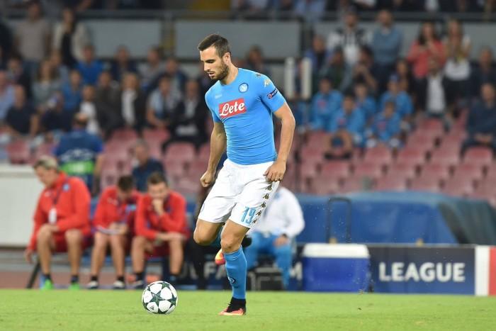 Serie A Napoli, si ferma Maksimovic: distorsione alla caviglia