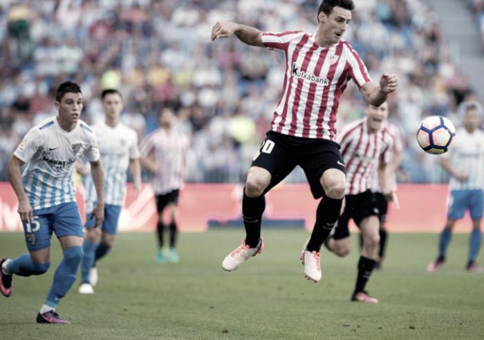 Málaga CF - Athletic Club: el juego de la ruleta rusa