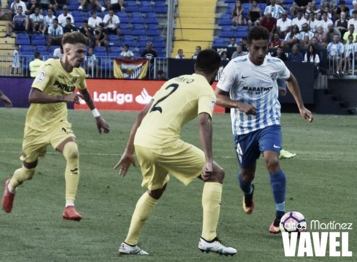 Fotos e imágenes del Málaga 0-2 Villarreal, jornada 3 de La Liga