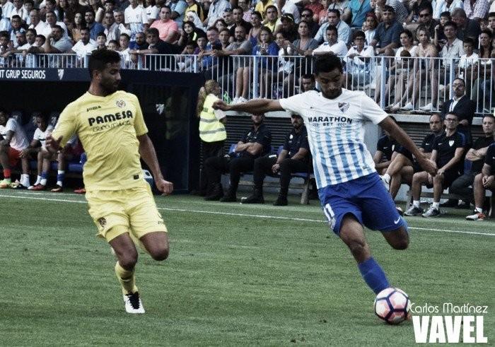 El Málaga, uno de los que siguen sin conocer el triunfo