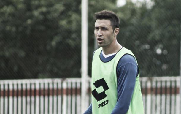 Javier Malagueño reportó con Altamira