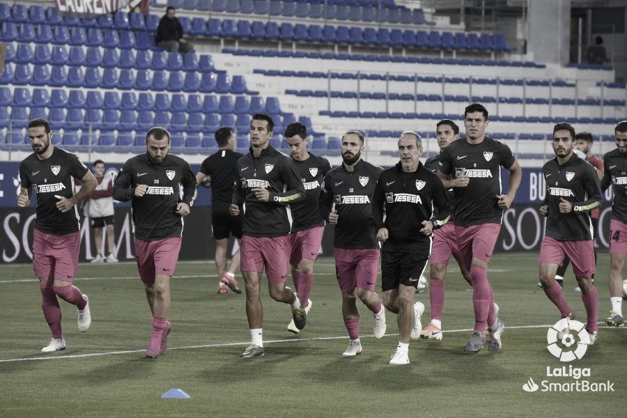 Un mal momento para el Málaga CF