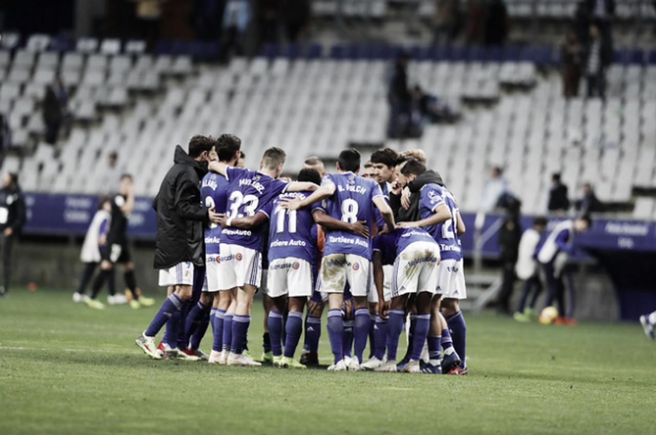 Real Oviedo - Málaga CF: puntuaciones del Real Oviedo en la jornada 18 de La Liga 1|2|3