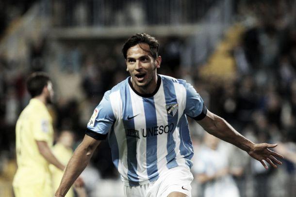 """Roque: """"Espero que los goles sigan cayendo"""""""