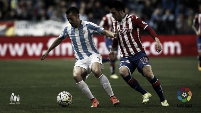 Resultados históricos entre Málaga CF y Sporting de Gijón