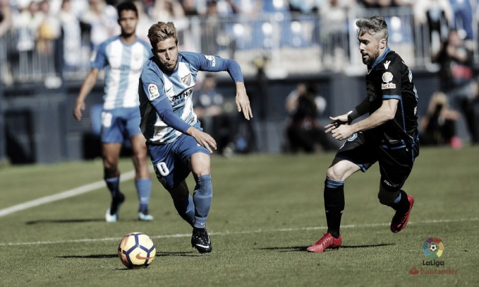 Malaga-Deportivo de La Coruña: puntuaciones de la jornada 12 de La Liga