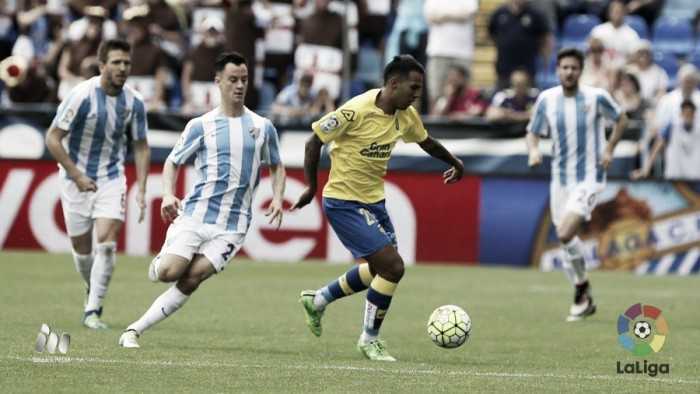 Resultados históricos entre UD Las Palmas y Málaga CF