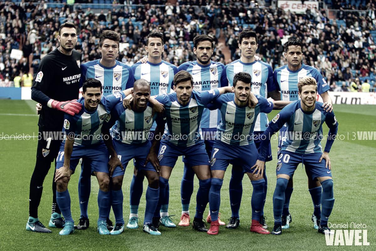 Análisis del rival: Málaga, directo a Segunda División