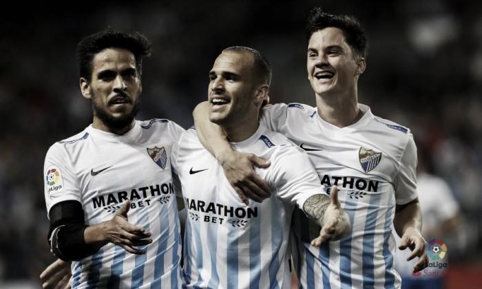 Liga: disastro Barcellona, ko a Malaga