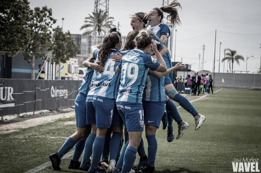 Dos finales para el objetivo del Málaga Femenino
