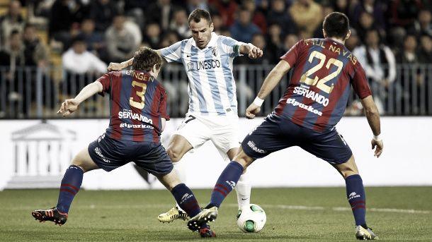SD Eibar - Málaga CF: en busca de la victoria