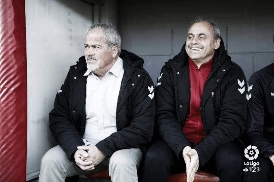 """Iriondo: """"El Sporting es un histórico. Al jugador no hace falta motivarlo mucho, porque ir a un sitio así motiva"""""""