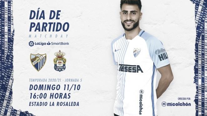 Día de partido, Luis Muñoz./ Foto: Málaga CF.