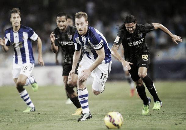 Málaga CF - Real Sociedad: soñando con Europa