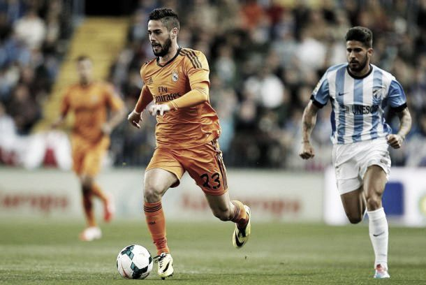 Live Liga BBVA : le match Malaga - Real Madrid en direct