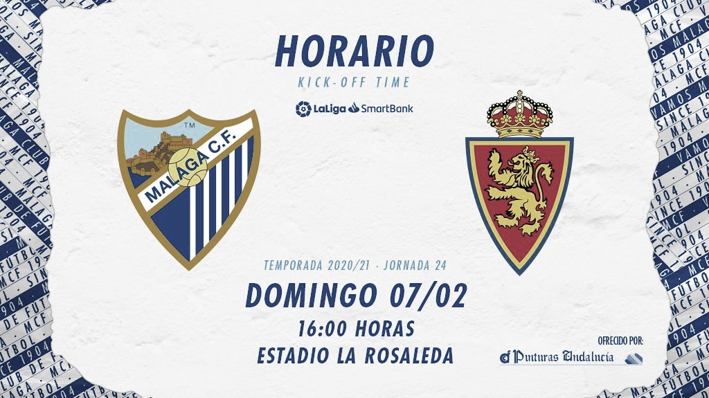 Foto/ Málaga CF