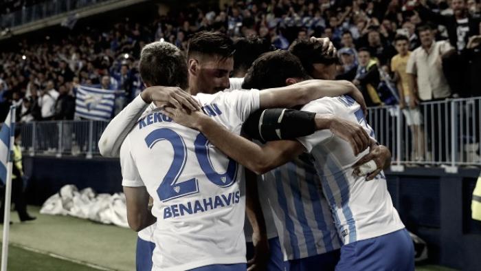 Previa Málaga CF- Levante UD: ganar, ganar...y ganar