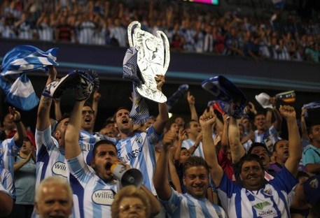 Malaga in Champions, Villarreal in B: i gol della Liga