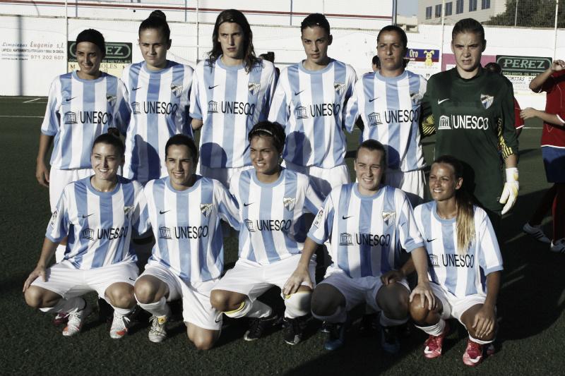 El Atlético Málaga femenino desciende a Segunda División