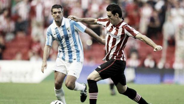 Athletic Club - Málaga CF: duelo intenso antes de la vuelta de Copa